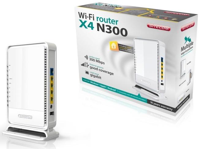 Sitecom Router X4
