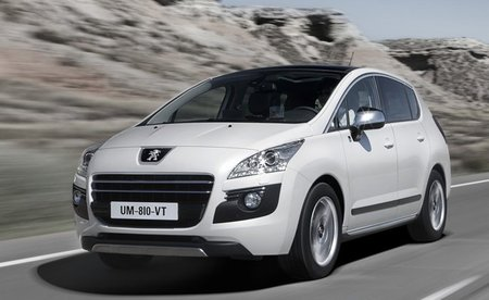 El Peugeot 3008 Hybrid4 reducirá ligeramente su consumo