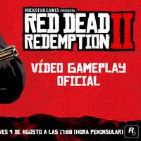 Aquí tenemos el aperitivo definitivo de 'Red Dead Redemption 2': el primer «gameplay» oficial pone nuestro «hype» por las nubes