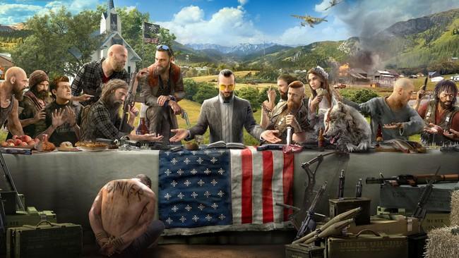 Así será la Resistance Edition de Far Cry 5, su edición de coleccionista