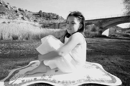 La foto de tu bebé: La felicidad que irradia Marta