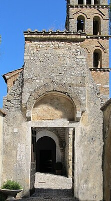 Santa Maria Della Lode A Vescovio