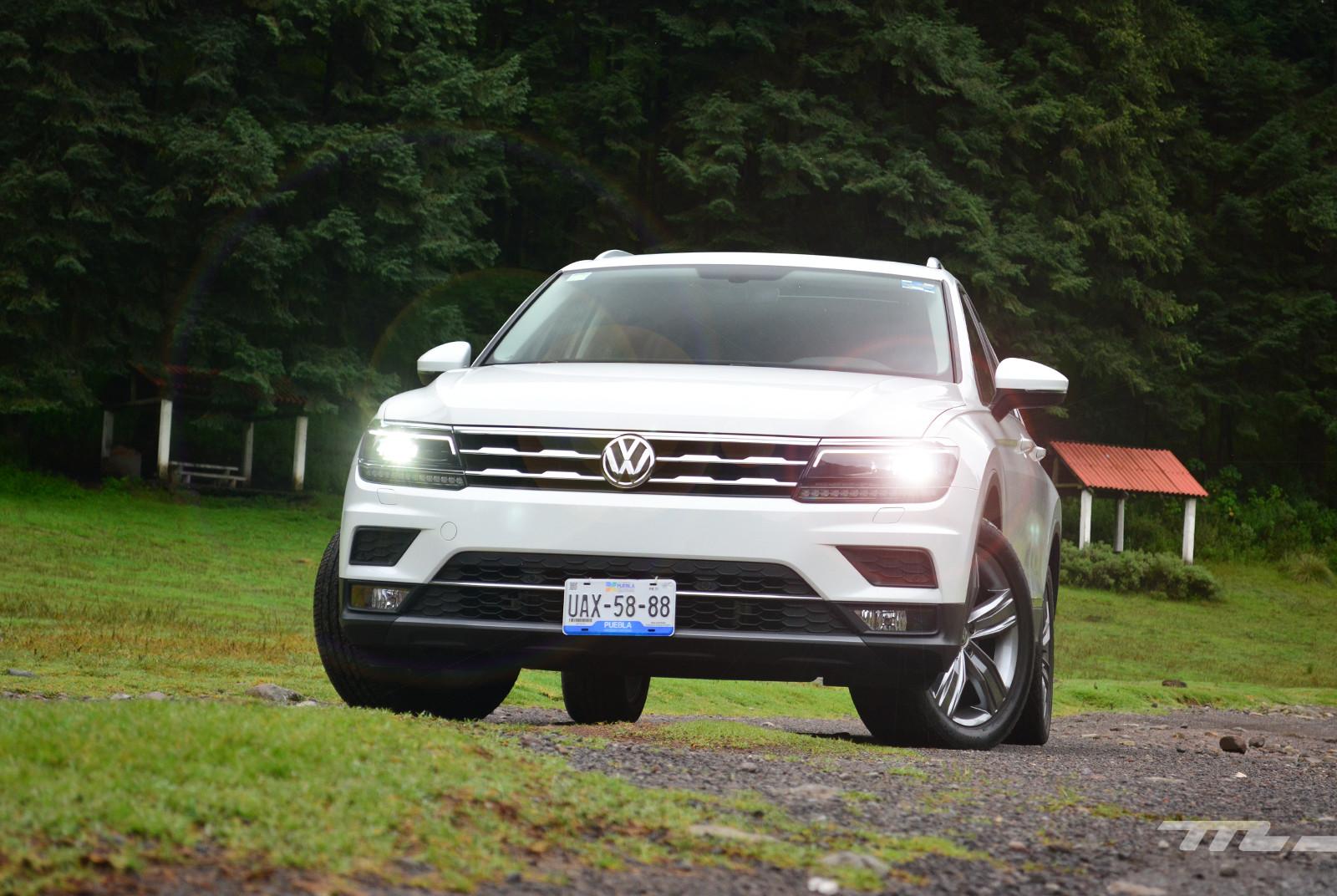 Volkswagen Tiguan 2.0 TSI (prueba)