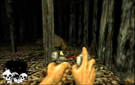 "Llega 'Hypertension' un ""espectacular"" FPS para... ¡DreamCast!"