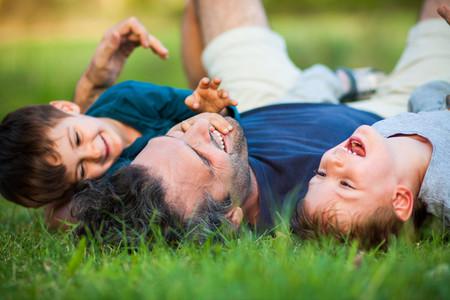 disfrutar con los hijos