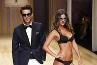 Scalpers, la firma de Rafael Medina, muestra en la 080 Barcelona Fashion su colección primavera-verano 2015