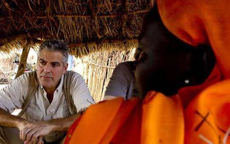 George Clooney comprometido con Sudán