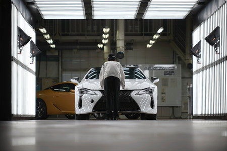 Lexus LC production 5