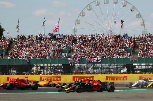 GP Gran Bretaña Fórmula 1 2019: una prueba de fuego para consolidar a McLaren como el cuarto equipo