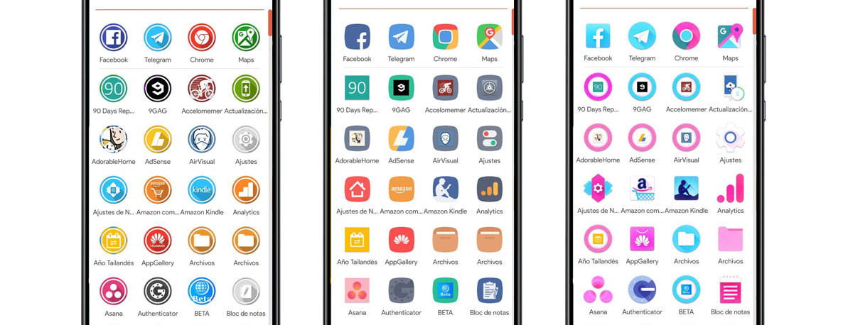 Cómo Cambiar Los Iconos En Un Móvil Android