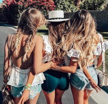 Estos son los 11 peinados con trenzas que te harán sentir en Coachella