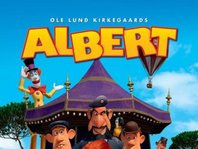 """""""Albert"""" una historia de amistad y aventuras para disfrutar en el cine"""