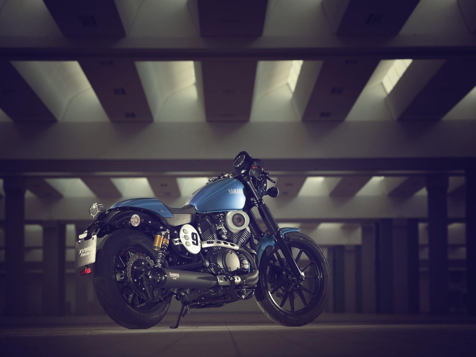 Foto de Yamaha XV950 Racer (24/33)