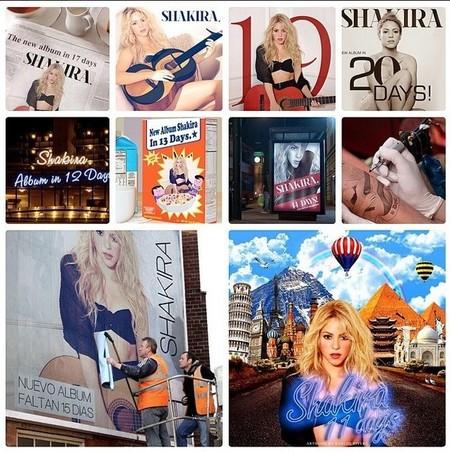 ¿El 25 de marzo? Creo que pasaba algo con Shakira, ¿no?