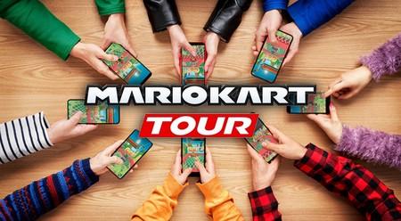 Ya puedes competir con jugadores reales en Mario Kart: el modo multijugador está activo