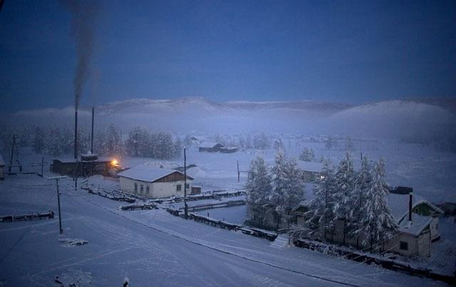Foto de El lugar más frío del mundo (10/19)