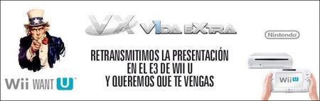 Vente a compartir con nosotros la presentación de la Wii U [E3 2012]