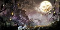 'Guild Wars 2' se prepara para celebrar Halloween durante una semana con 'La Sombra del Rey Loco'