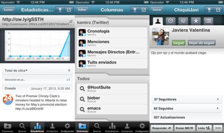 Cliente twitter - hootsuite