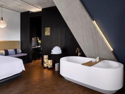 Nobu Hotel Shoreditch, un vanguardista hotel londinense para alojarte en tu próxima visita