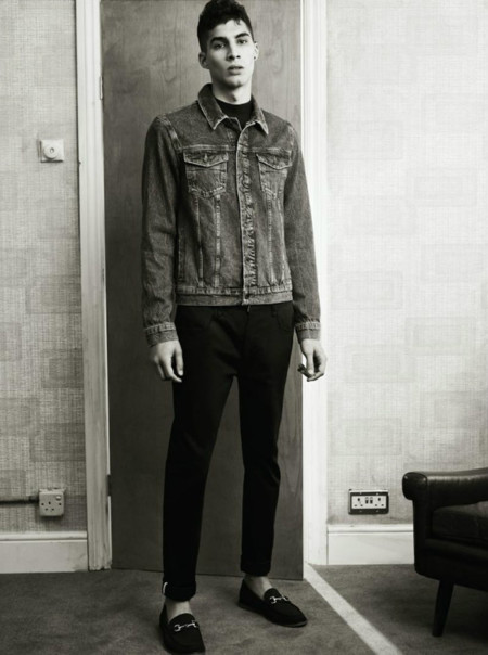 Topman Fall Winter 2015 Campaign 003