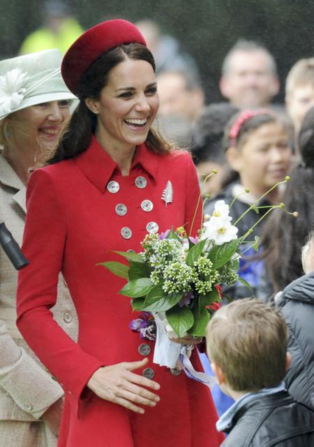 Kate Middleton Catherine Walker Gina Goster