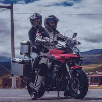 La Voge 500DS es una moto trail de 43 CV lowcost para el carnet A2, por 5.595 euros