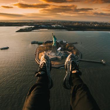 'Nueva York', de Juanma Jmse, retratando la ciudad de los rascacielos desde diferentes puntos de vista