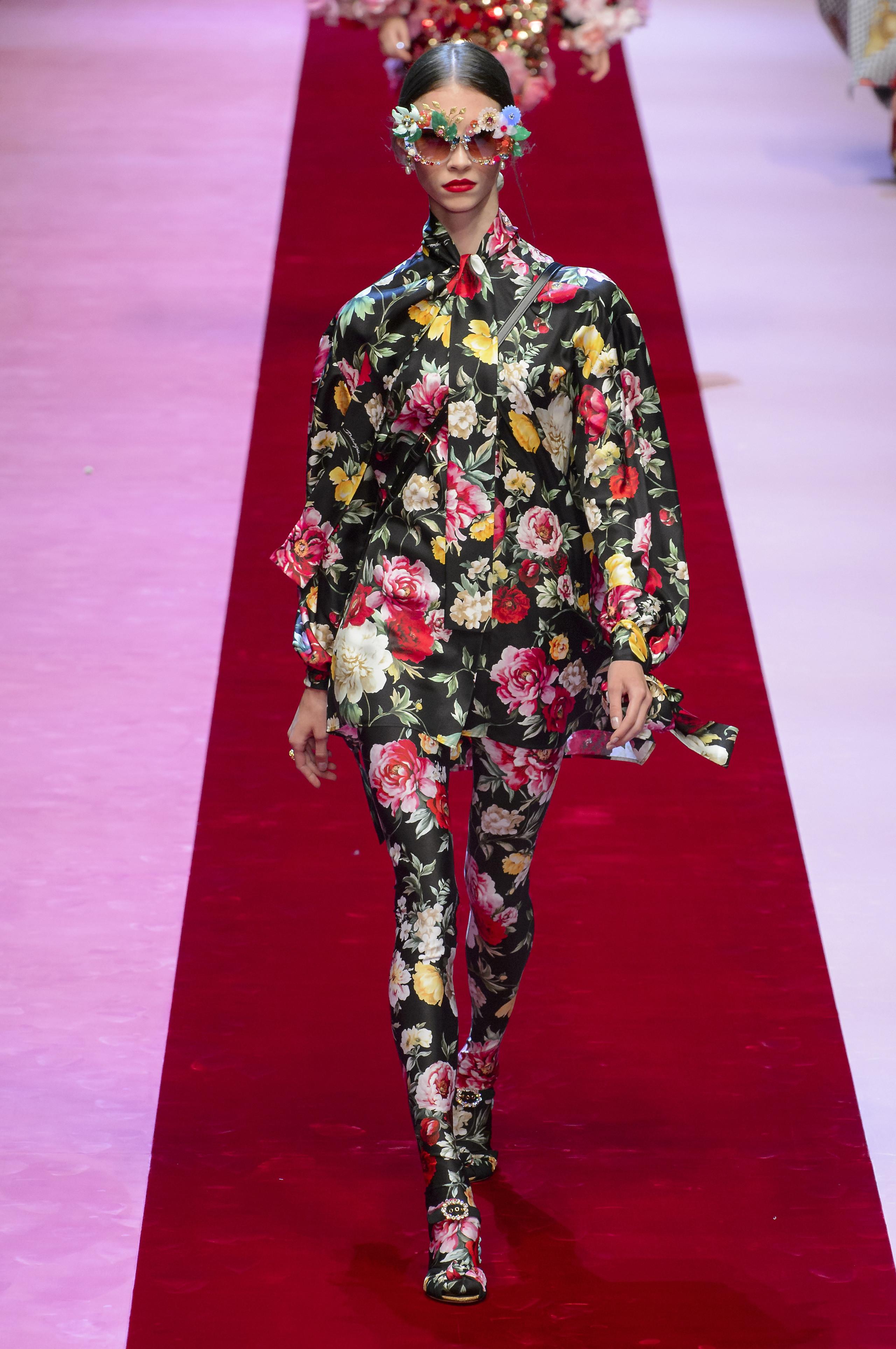 Foto de Dolce&Gabbana Primavera/Verano 2018 (68/106)