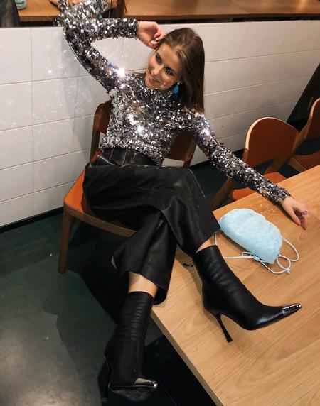 Los pantalones de fiesta en color negro lo tienen todo: son atemporales, fáciles de combinar y favorecen a todos los tipos de cuerpo
