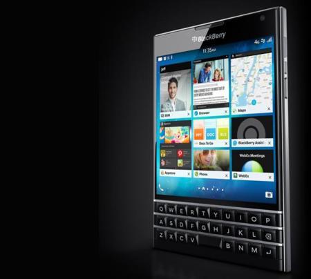 BlackBerry Passport, toda la información