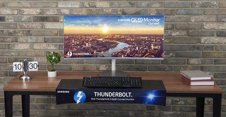 Samsung CJ79: dudas resueltas para conectar este monitor Thunderbolt 3 a tu Mac