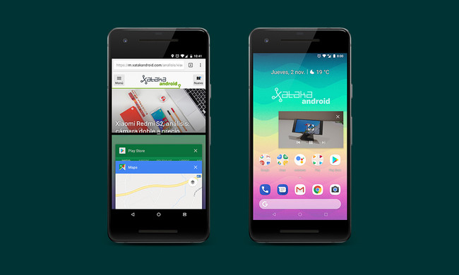 Multitarea Android