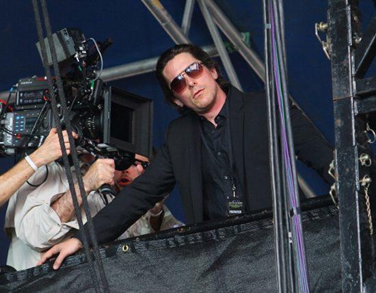 Foto de Fotos del rodaje de la nueva película de Terrence Malick, con Christian Bale y Haley Bennett (3/4)