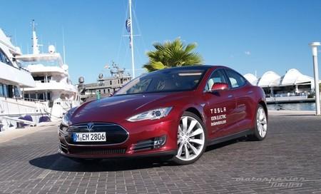 El Tesla Model S baja de precio en Europa