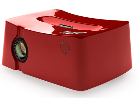 Honlai QingBar MP101, proyector para el iPhone