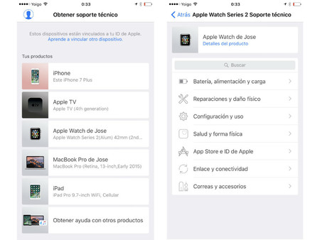 La aplicación oficial de Apple Support ya está disponible en España