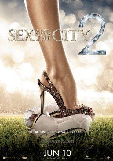 'Sexo en Nueva York 2' contra el fútbol