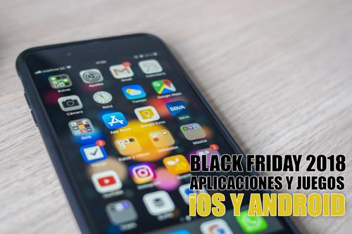 Black Friday 2018: aplicaciones y juegos en oferta en Google Play y App Store