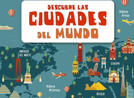 Ciudades del mundo libros