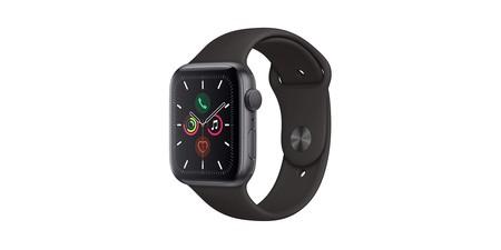 Más barato que de importación o que el modelo de 40mm, Amazon tiene a precio mínimo el Apple Watch Series 5 de 44mm, por 429 euros con 50 de ahorro
