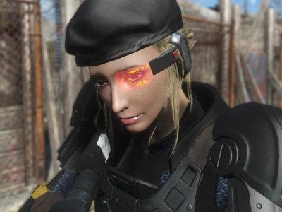 Un mod para Fallout 4 añade un visor de Dragon Ball Z que  funciona y es over 9.000!!