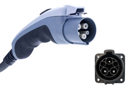 Conector SAE J1772
