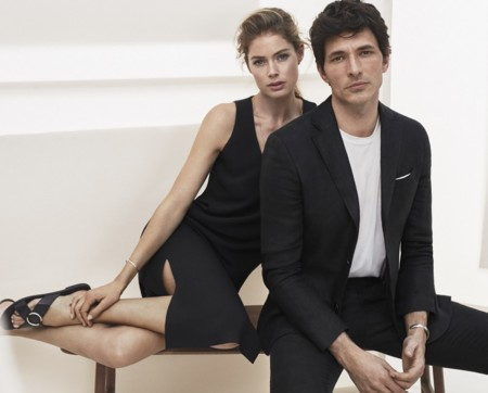 Andrés Velencoso nos presenta la colección NYC limited de Massimo Dutti