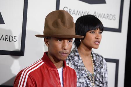 Pharrell Williams sombrero
