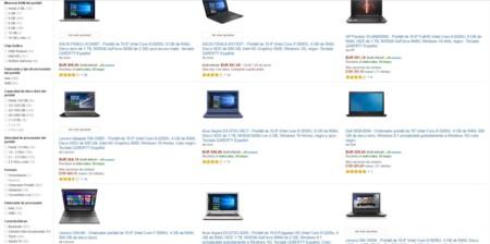 Amazon Portatiles
