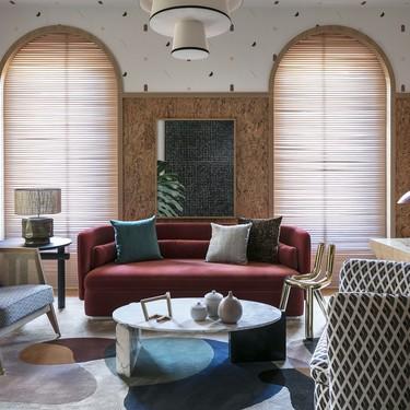 Corcho, madera y cerámica. Las claves del espacio diseñado por Erico Navazo para la embajada de Portugal