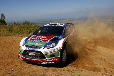 Rally de Cerdeña 2011: Jari-Matti Latvala encuentra su ritmo demasiado tarde
