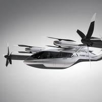 Los taxis voladores de Uber Elevate prometen despegar en 2023 y Hyundai pondrá este modelo en su flota