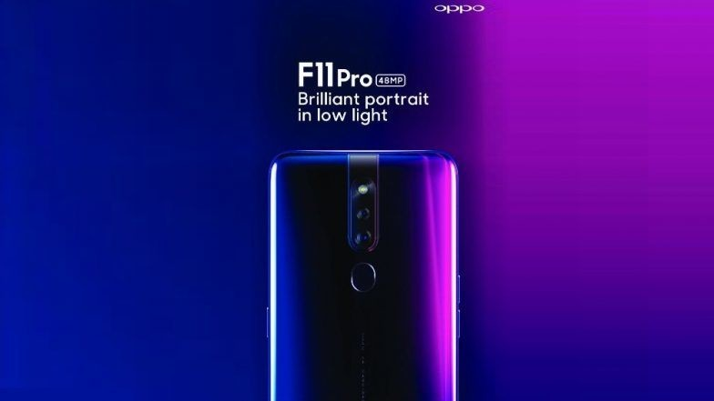 OPPO F11 Pro points you to more than 80 MT between the cameras rear and the front